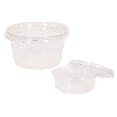 Sauce Containers